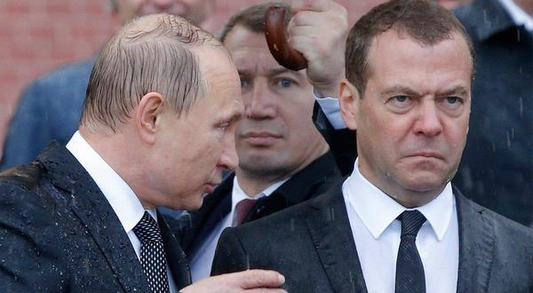 фото ЗакС политика Путин сделал Медведева ответственным за искусственный интеллект