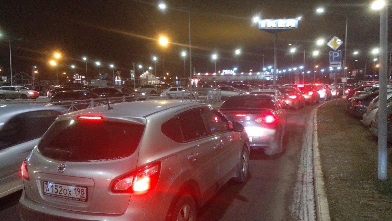 фото ЗакС политика На ПМЭФ подписано соглашение о строительстве транспортной развязки в Кудрово