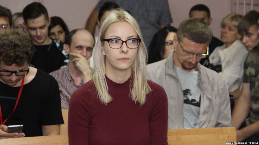 фото ЗакС политика Марии Мотузной выплатят 100 тысяч рублей за незаконное уголовное преследование