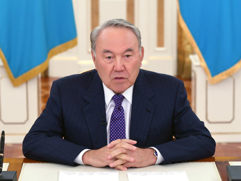 фото ЗакС политика Новый глава Казахстана предложил переименовать Астану в Нурсултан