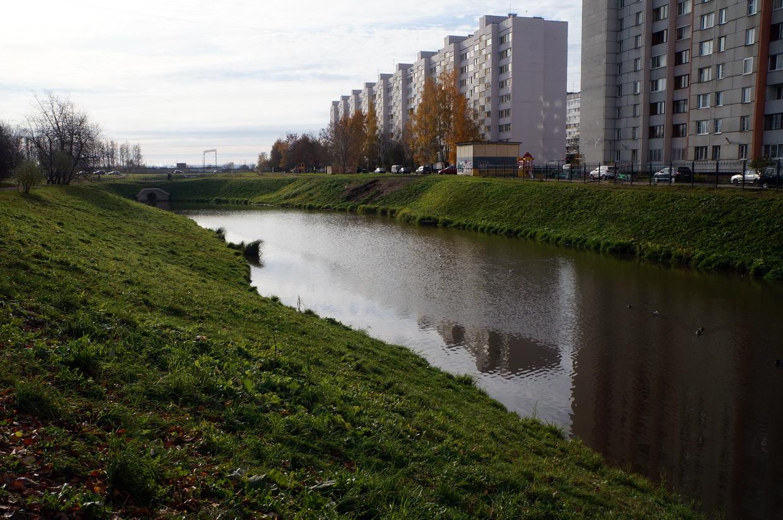 """фото ЗакС политика Арбитраж поставил точку в тяжбах Смольного и """"Пулково"""" в споре о загрязнении реки Новой"""