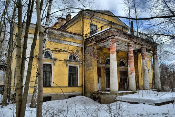 фото ЗакС политика КГИОП согласился с необходимостью изъятия усадьбы Орловых-Денисовых у собственника