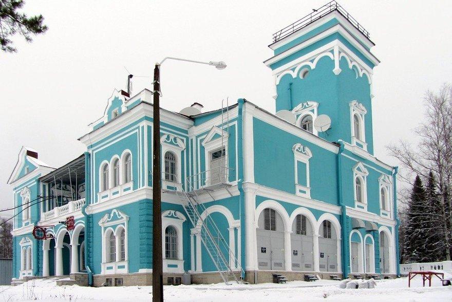 фото ЗакС политика Ансамбль усадьбы Стенбок-Ферморов стал объектом культнаследия регионального значения