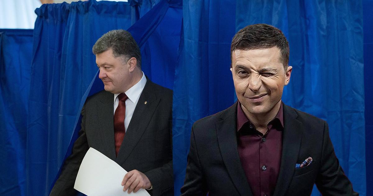 фото ЗакС политика Порошенко и Зеленский договорились о дате совместных дебатов