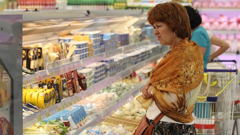 фото ЗакС политика В России начали продавать продукты в рассрочку