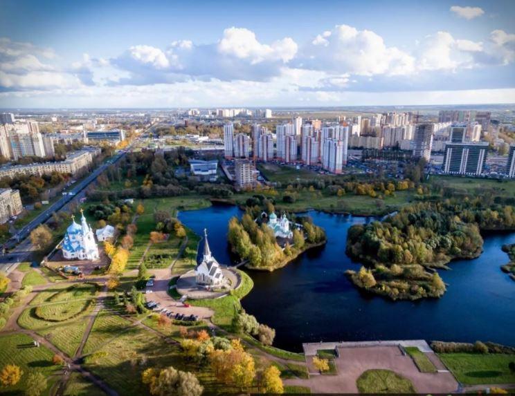 фото ЗакС политика Беглов: Пулковский парк благоустроят за 198 млн рублей