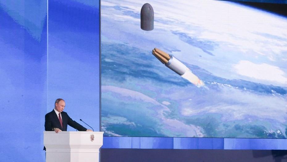 """фото ЗакС политика Путин считает, что развитие оборонкомплекса позволит """"мощно"""" продвинуть экономику РФ"""