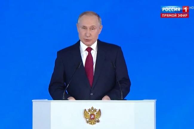 фото ЗакС политика Путин поведал о том, что власти сделали для повышения уровня жизни семей