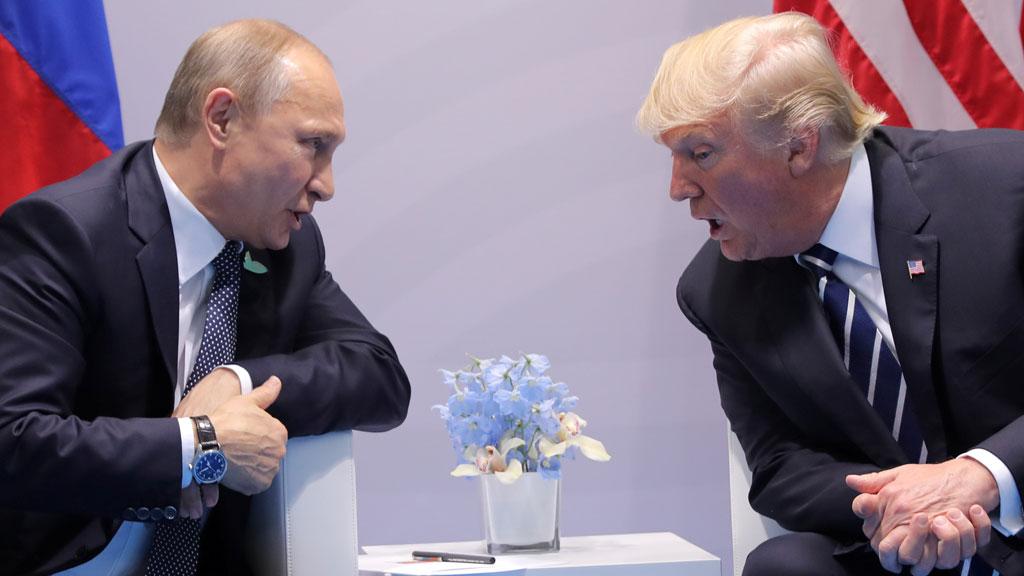 Путин: Наши отношения с США деградируют и становятся всё хуже