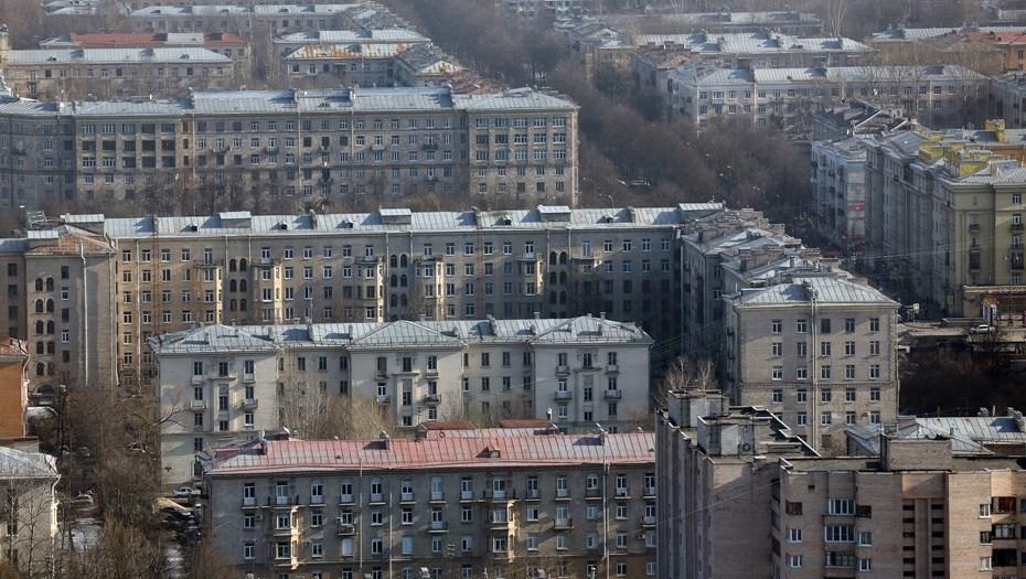 фото ЗакС политика В ЗакСе окончательно одобрили проект закона о реновации
