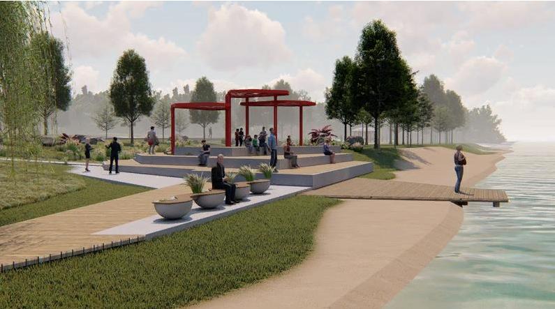 фото ЗакС политика Неухоженный сквер на Шуваловском проспекте комплексно благоустроят в 2020 году