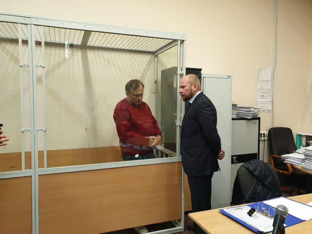фото ЗакС политика Историка Соколова признали полностью вменяемым