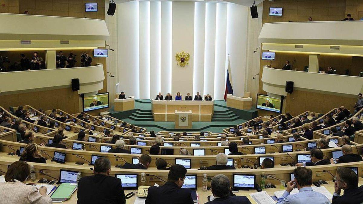 фото ЗакС политика Депутаты предлагают сделать экс-президентов РФ пожизненными сенаторами