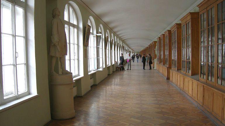 фото ЗакС политика К новому кампусу СПбГУ в Пушкине планируют запустить скоростной трамвай
