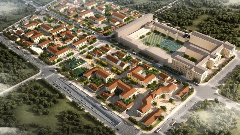 фото ЗакС политика СПбГУ и Политех Харбина построят в Китае совместный кампус