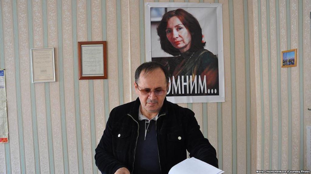 """Глава грозненского """"Мемориала"""" собирается просить об УДО"""