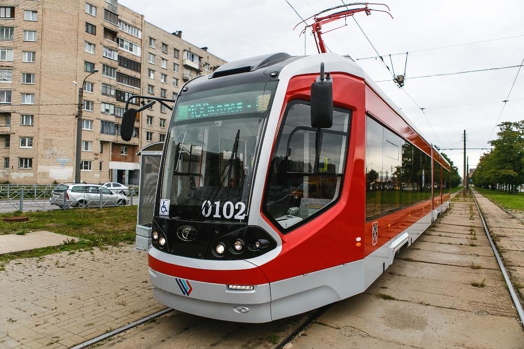 фото ЗакС политика Смольный заключил соглашение о строительстве трамвайной линии от Купчино до Славянки