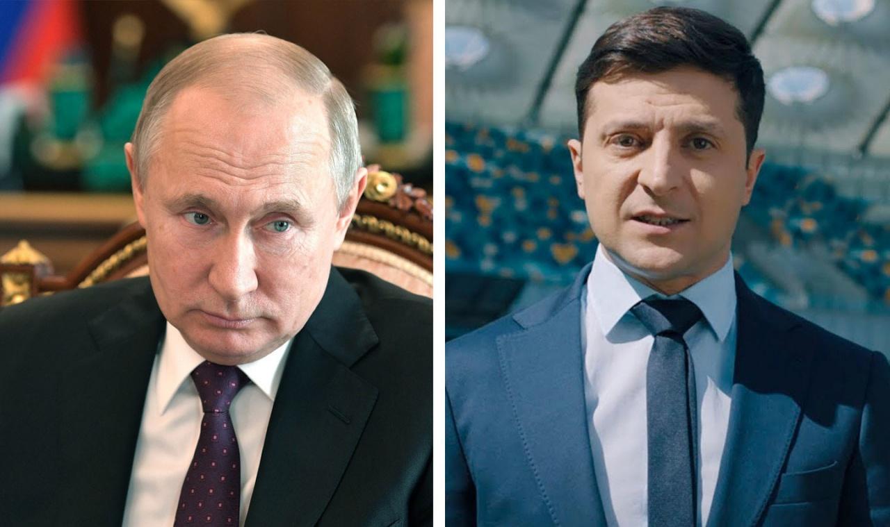"""Путин и Зеленский договорились обменяться заключенными по формуле """"всех на всех"""""""