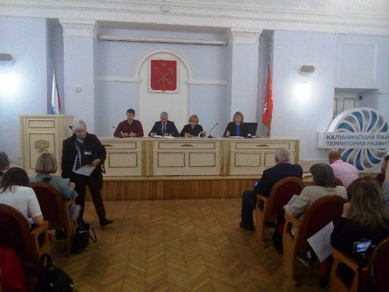 """фото ЗакС политика На слушания по поводу расширения """"Нова Арены"""" пришла полиция"""
