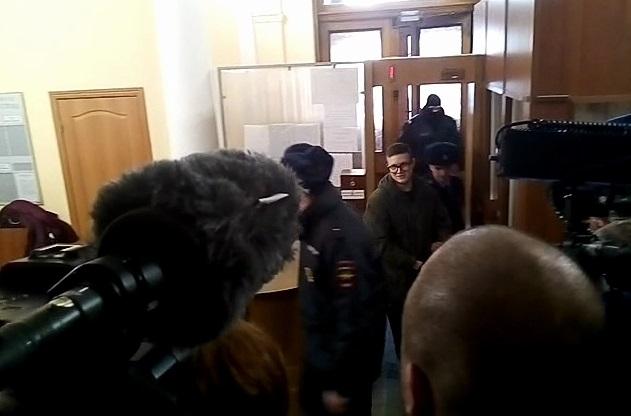"""фото ЗакС политика Фигурант дела """"Сети"""" Филинков отказался признать свою вину"""