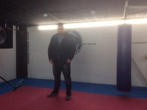 фото ЗакС политика Вячеслав Дацик открыл свой штаб в Петербурге