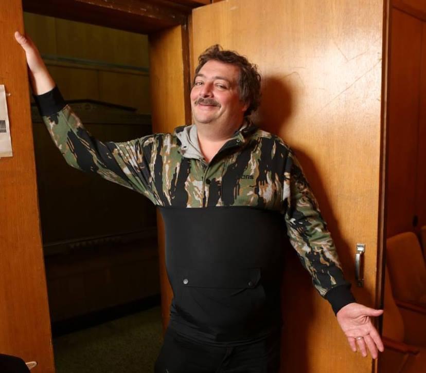 """фото ЗакС политика """"Слухи сильно преувеличены"""": Дмитрий Быков вышел на связь после комы"""