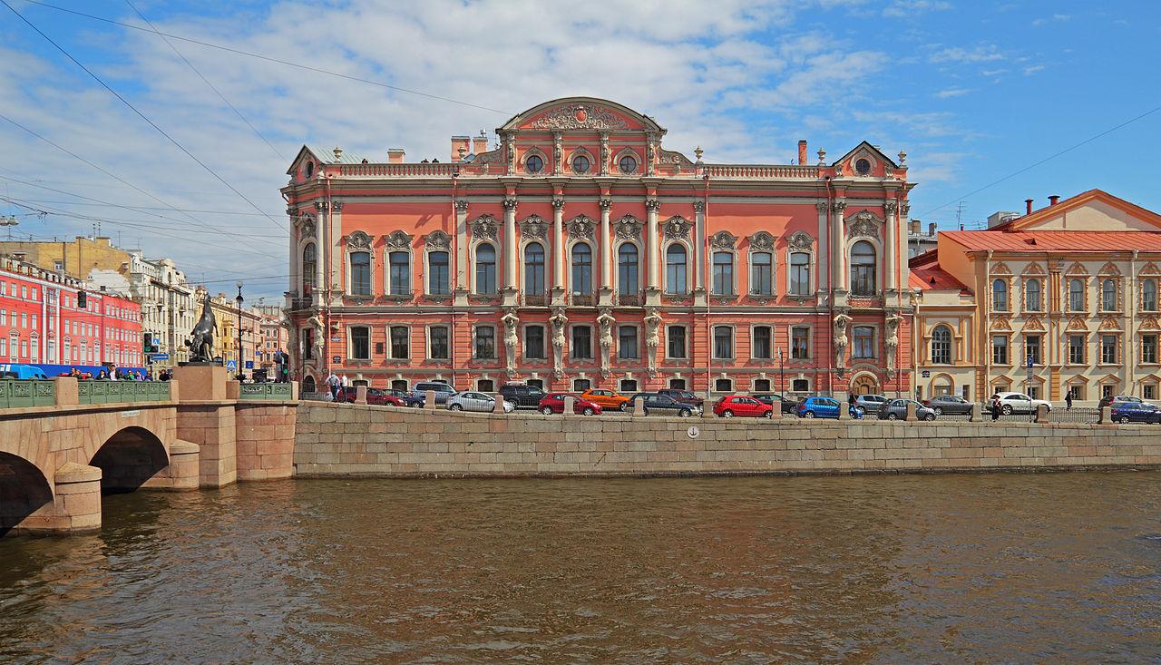 фото ЗакС политика Во дворце Белосельских-Белозерских отремонтируют цокольный этаж