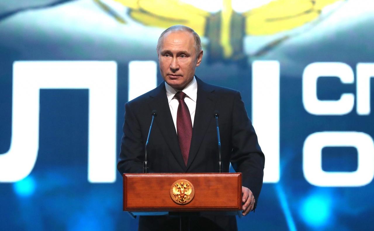 фото ЗакС политика Путин приедет в Петербург на два дня