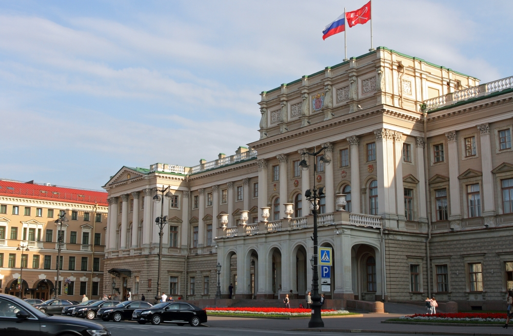 фото ЗакС политика Депутаты ЗакСа проголосовали за перенос заседания на пятницу 31 мая
