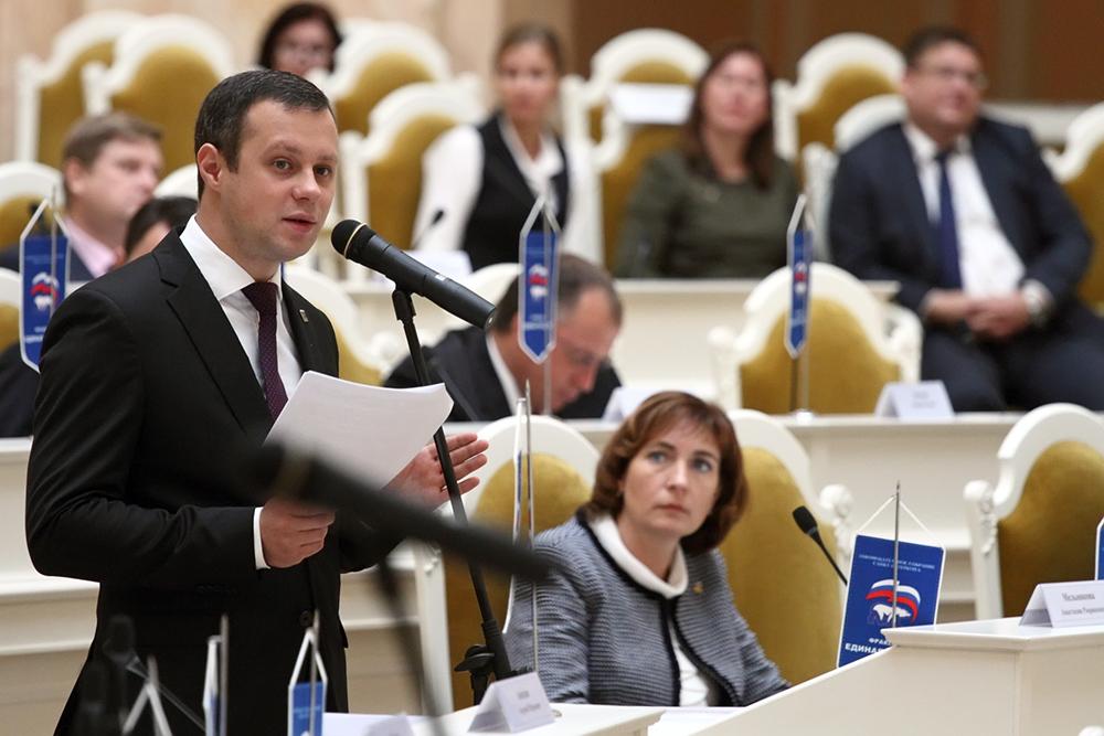 фото ЗакС политика Депутаты хотят обязать муниципалов публиковать информацию о детских организациях