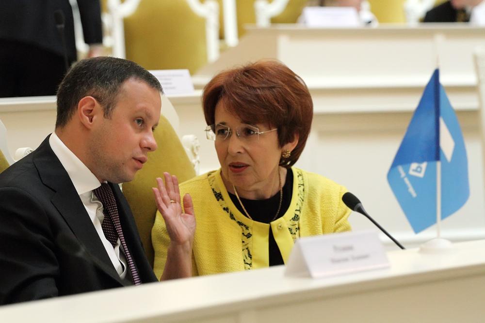 фото ЗакС политика Дмитриева оценила нынешнюю муниципальную кампанию выше предыдущей