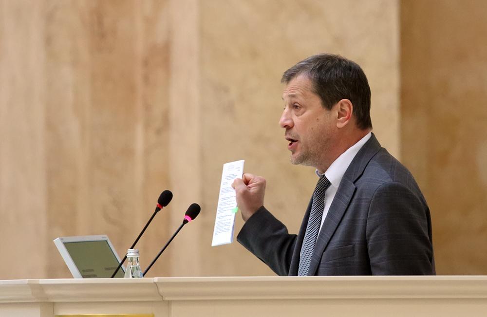 Ковалев попросил прокурора найти источник критических публикаций в адрес Вишневского
