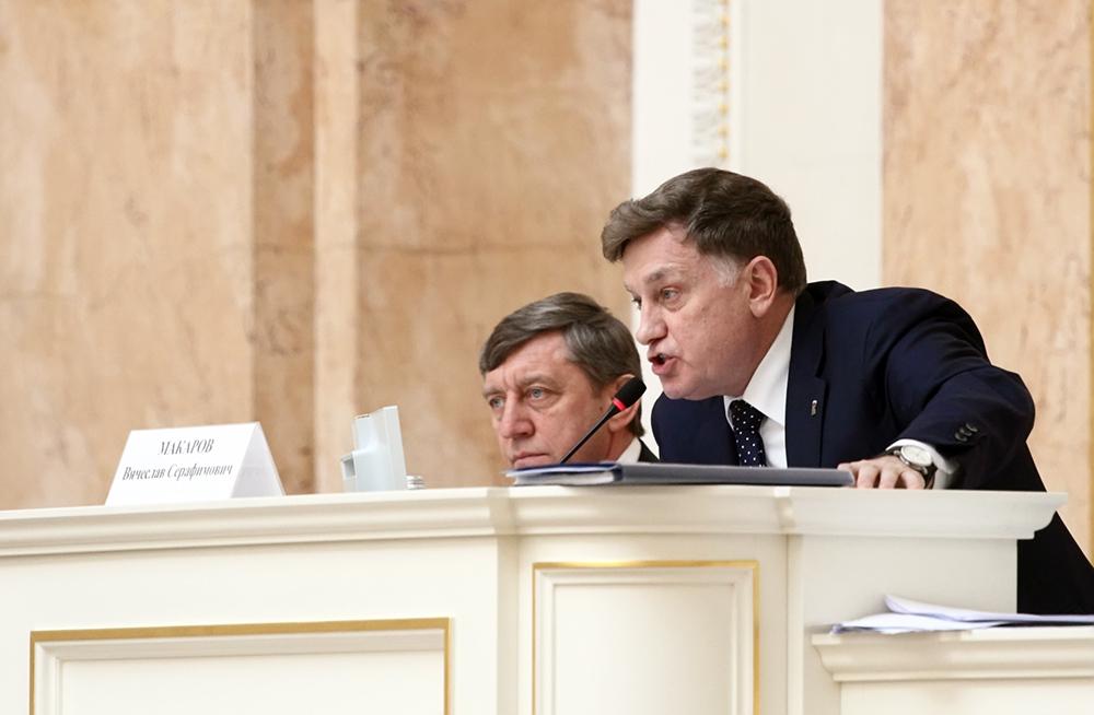 фото ЗакС политика Макаров рассказал судьям, как отвечать на вопросы о политрепрессиях
