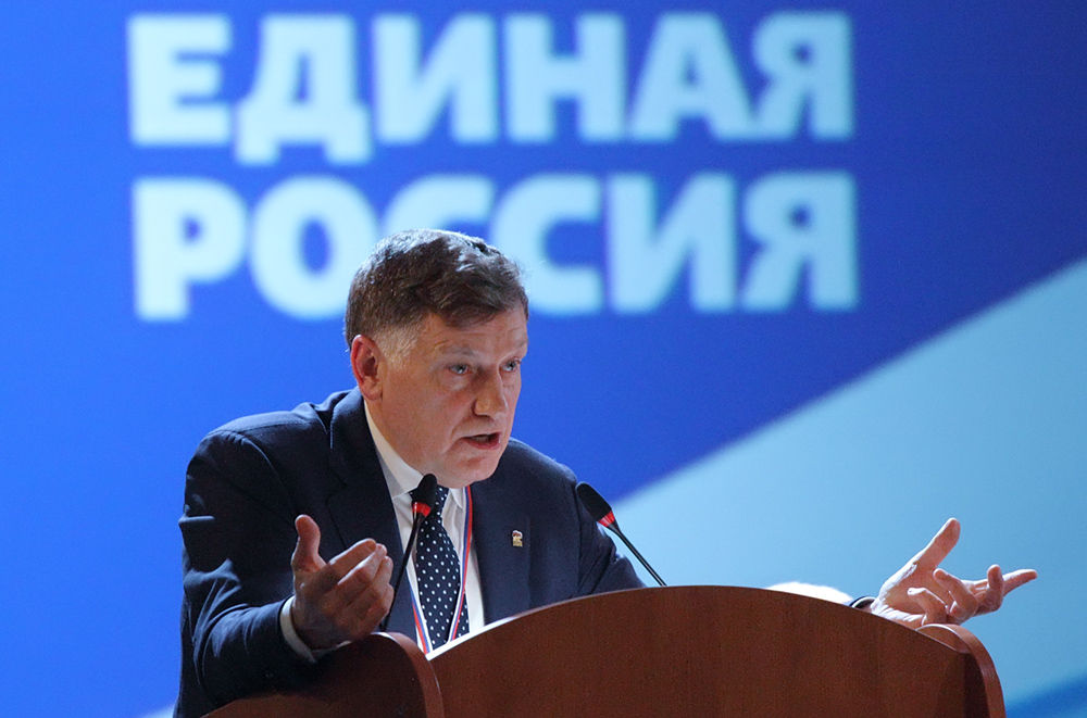 фото ЗакС политика Макаров: Самое знаковое событие года - единый день голосования