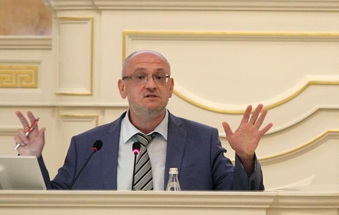 фото ЗакС политика Резник: Серезлеев был не худшим председателем, у меня системные претензии