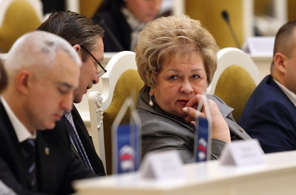 фото ЗакС политика Депутат ЗакСа Щербакова вошла в экологический совет при губернаторе Петербурга