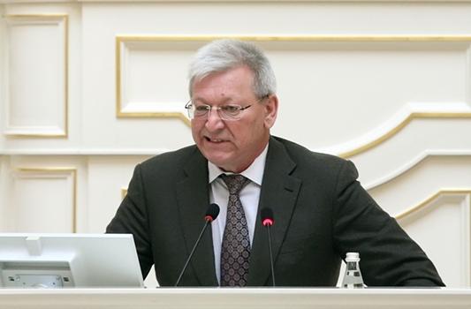 Депутат Васильев: Пушкин - это жемчужина в короне Санкт-Петербурга, она ветшает
