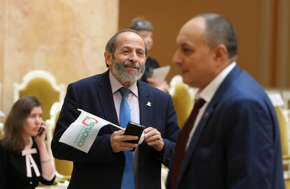 Вишневскому вручили награду МХГ в области защиты прав человека