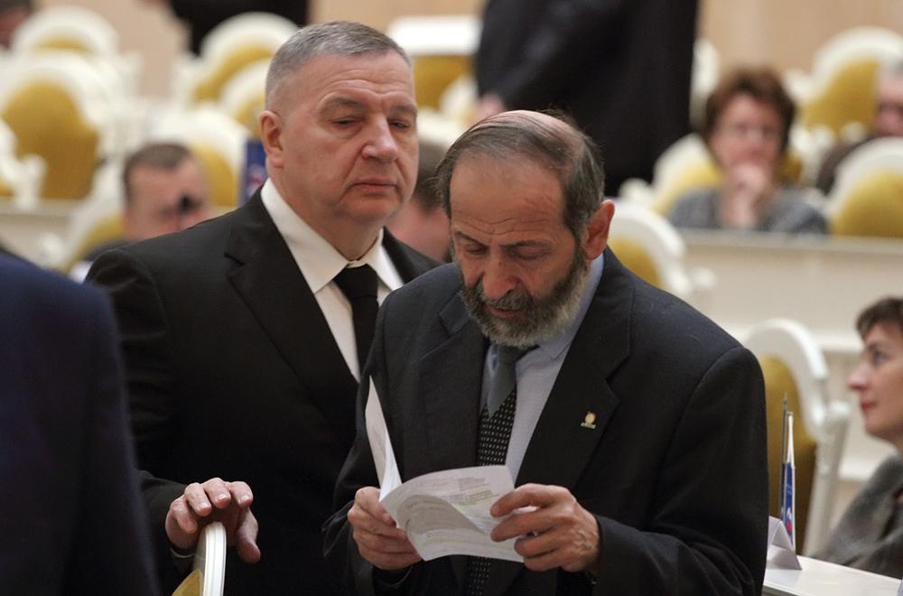 фото ЗакС политика Вишневский внес в ЗакС поправку о весенней корректировке бюджета