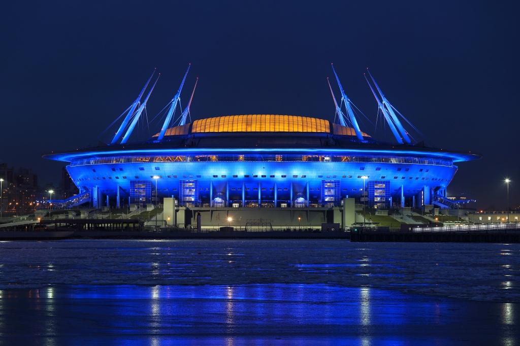 фото ЗакС политика Петербург объявили готовым к проведению матчей Евро-2020