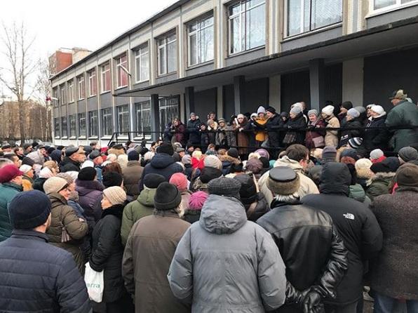 фото ЗакС политика Администрация Кировского района отказала Четырбоку в помещении для встречи с жителями