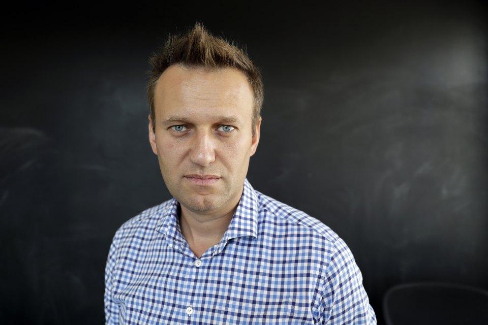 фото ЗакС политика Алексей Навальный рассказал о подготовке к муниципальным выборам в Петербурге