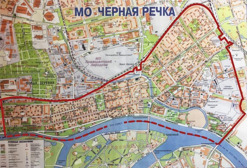 фото ЗакС политика Топонимическая комиссия высказалась против переименования МО Черная речка