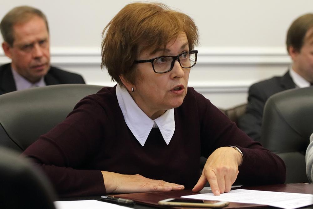 """Член Горизбиркома рассказала об """"отклонениях в политических предпочтениях"""" на временных участках"""