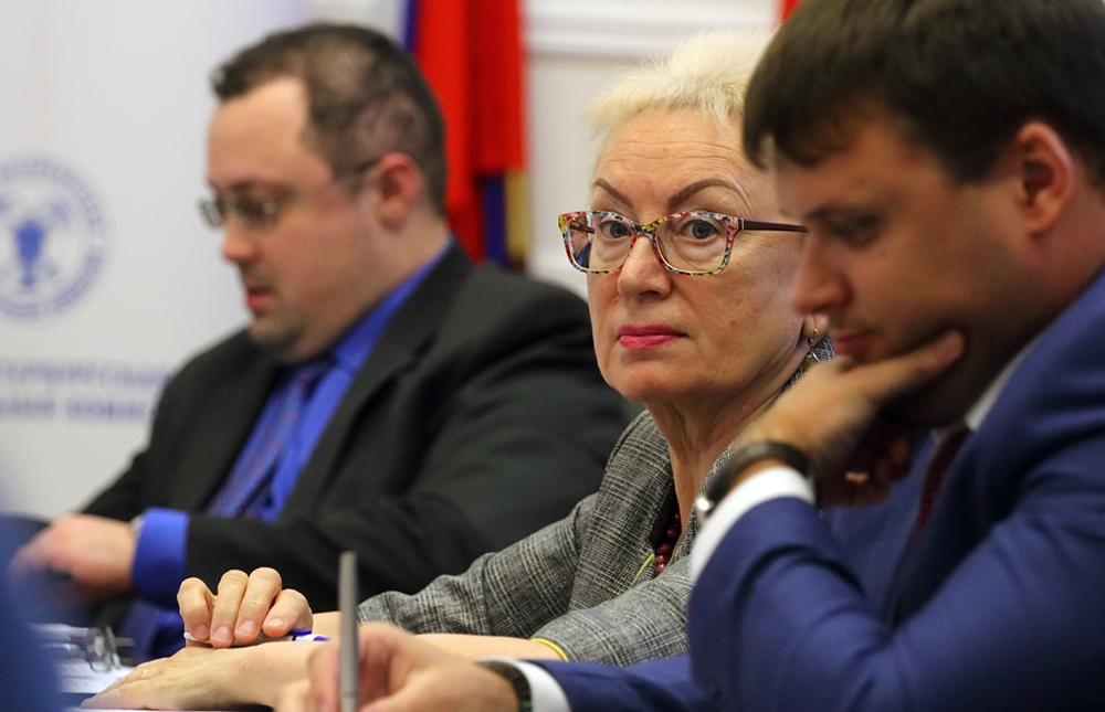 фото ЗакС политика ГИК зарегистрировал кандидатов в мундепы МО «Введенский» после обращения ЦИК