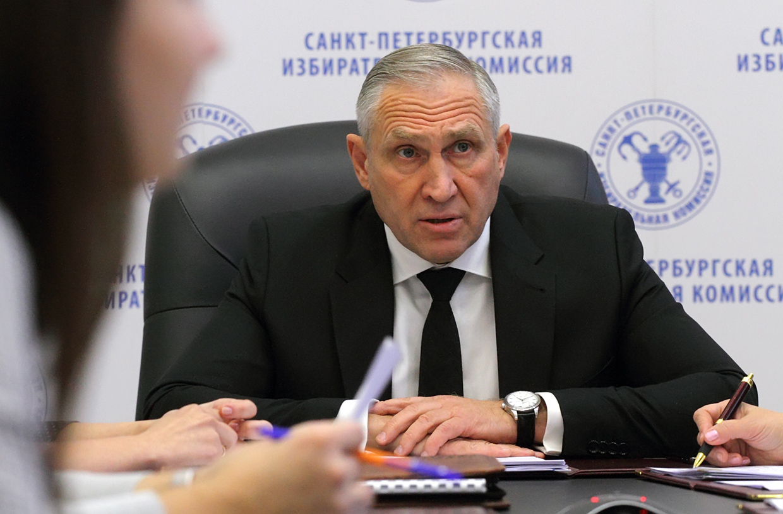фото ЗакС политика Горизбиркому пожаловались на бездействие ИКМО «Екатерингофский»