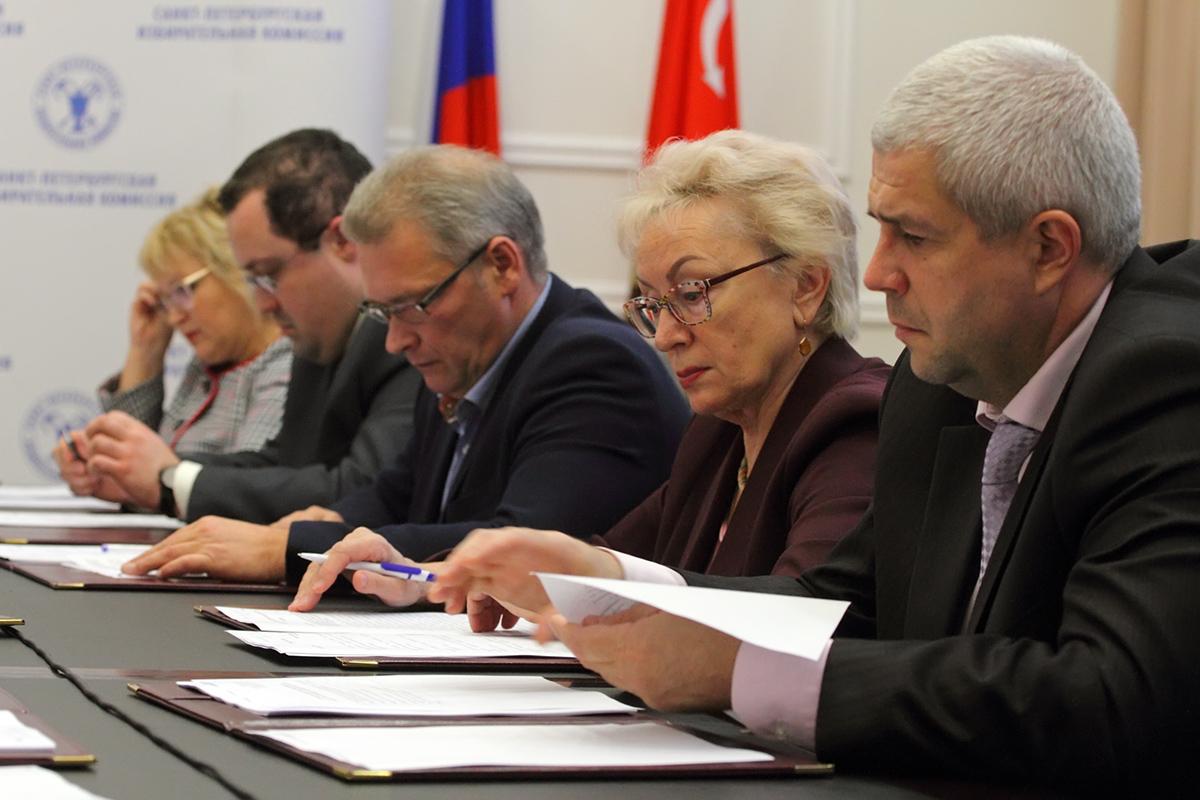 фото ЗакС политика Горизбирком выбрал компанию для проведения семинаров перед выборами