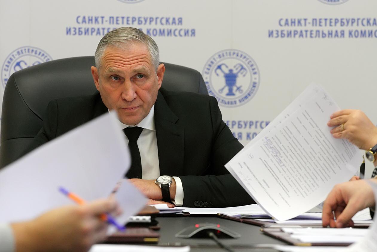 фото ЗакС политика ГИК снял с должности председателя ТИК № 29