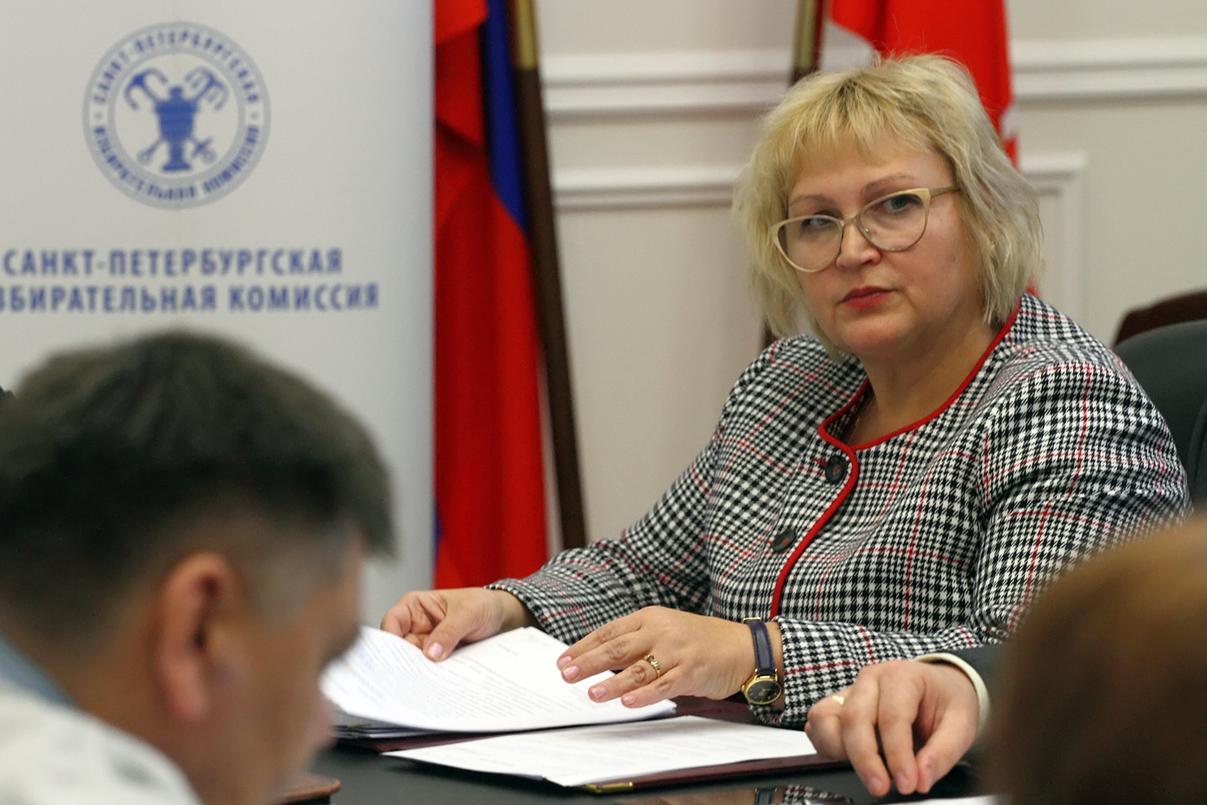 фото ЗакС политика Флаги, урны, кабинки и ширмы: Горизбирком закупается к выборам на 12,9 млн рублей