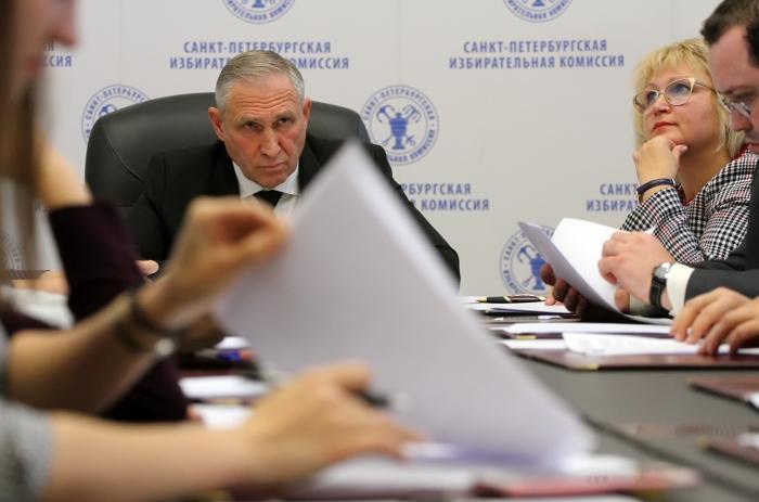 фото ЗакС политика Член ЦИК: На мунвыборах в Петербурге могло быть большое число нарушений